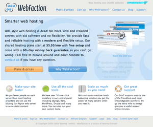 webfaction-web-hosting